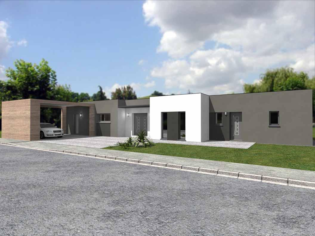 Construire sa maison with construir maison for Maison simple a construire
